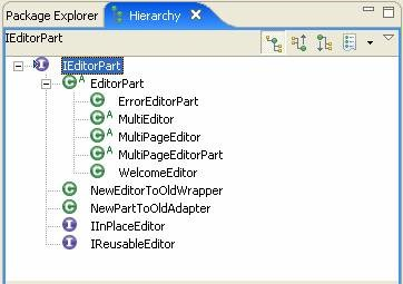 Eclipse Workbench_Editor.