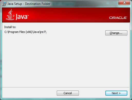 Java SE Development installation 04